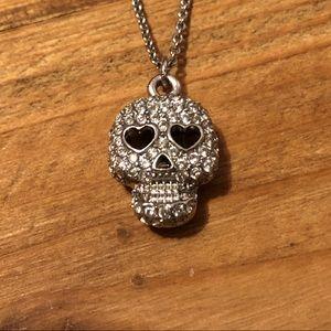 Jewelry - Skull Necklace